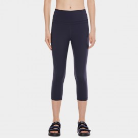 CRZ Yoga Super Stretch Ultra Comfort Navy Leggings (R418)
