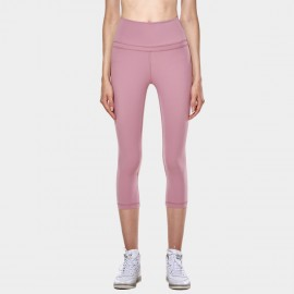 CRZ Yoga Super Stretch Ultra Comfort Pink Leggings (R418)