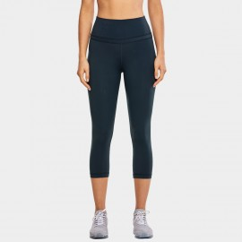CRZ Yoga Super Stretch Ultra Comfort Dark Steel Leggings (R418)
