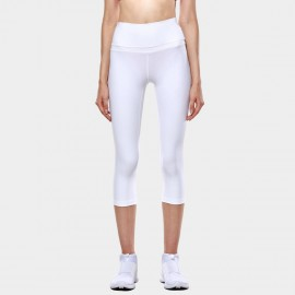 CRZ Yoga Super Stretch Ultra Comfort White Leggings (R418)