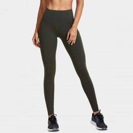 CRZ Yoga Scrunch Bum Tight Olive Leggings (R427)