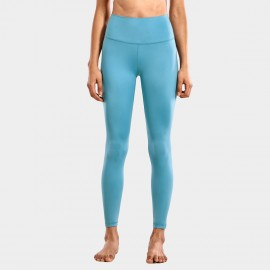 CRZ Yoga High Waist Tight Stretch Sapphire Leggings (R448)