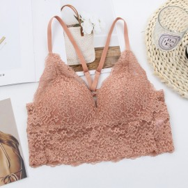 Lovevirl Casual & Cute Pink Lingerie Set (BL028)