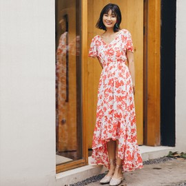 Isislove Orange Blossom Dress (DR18148)