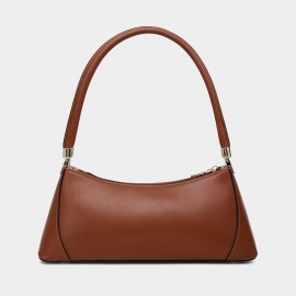 Cilela Lowkey Brown Shoulder Bag (CK-003003)
