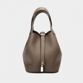 Cilela Lock It In Grey Tote (CK-003040)