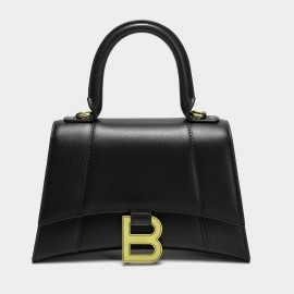 Cilela B Yourself Black Top Handle Bag (CK-003074)