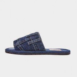 Herilios Denim Blue Slippers (H9105L84)