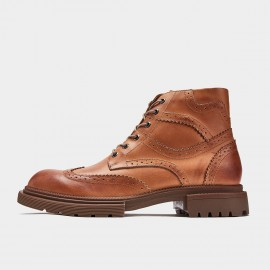 Herilios Oxford Apricot Boots (H9305G07)