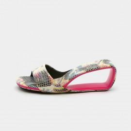 Jady Rose State-Of-The Art Rainbow Slippers (20DR10753)