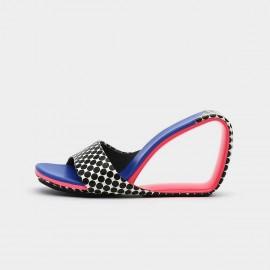 Jady Rose Outstanding Blue Slippers (20DR10757)