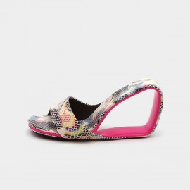 Jady Rose Outstanding Rainbow Slippers (20DR10757)