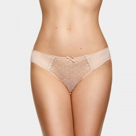 Dobreva See-Through Low-Wise Nude Panty (P028)