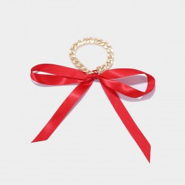 Coen C Silk Band Red Anklet (H00412K1)