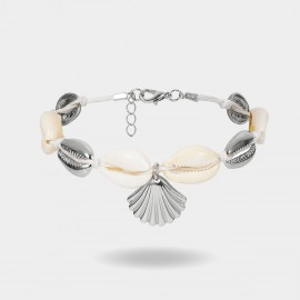 Coen C Sea Partners Silver Anklet (H00547K1)