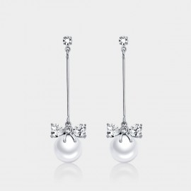 Caromay Sojourn Silver Earrings (E0241)