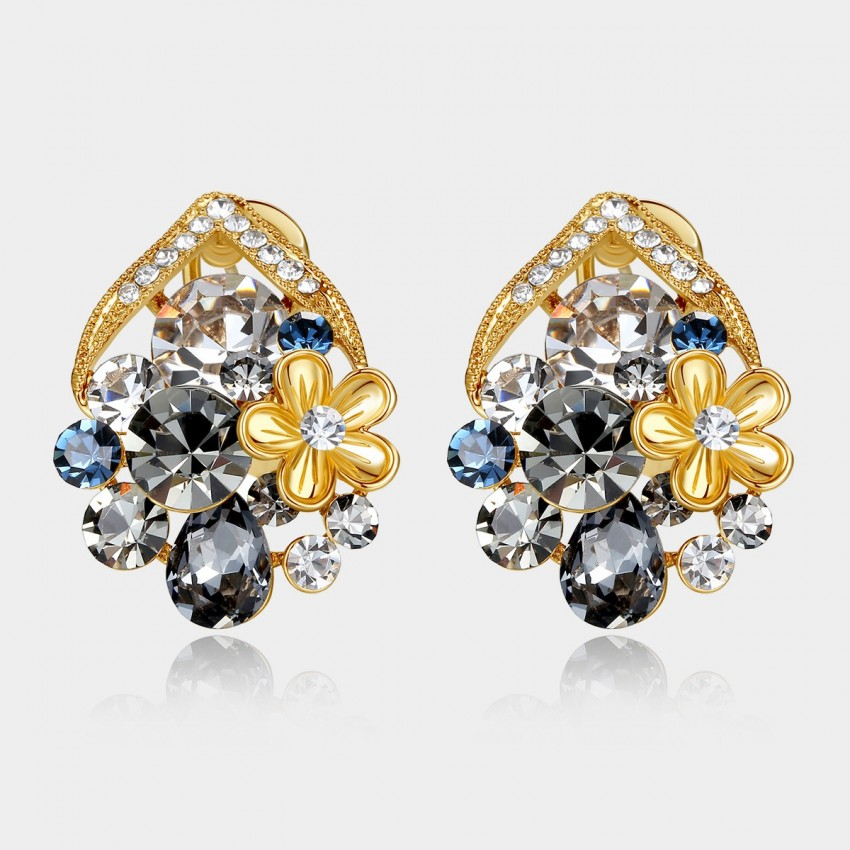 Caromay Keukenhof Gold Earrings (E0516)