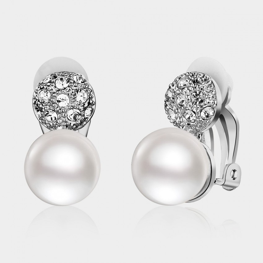 Caromay Above The Cloud Silver Earrings (E0916)