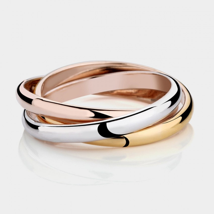 Caromay Unity Multi Ring (J0098)