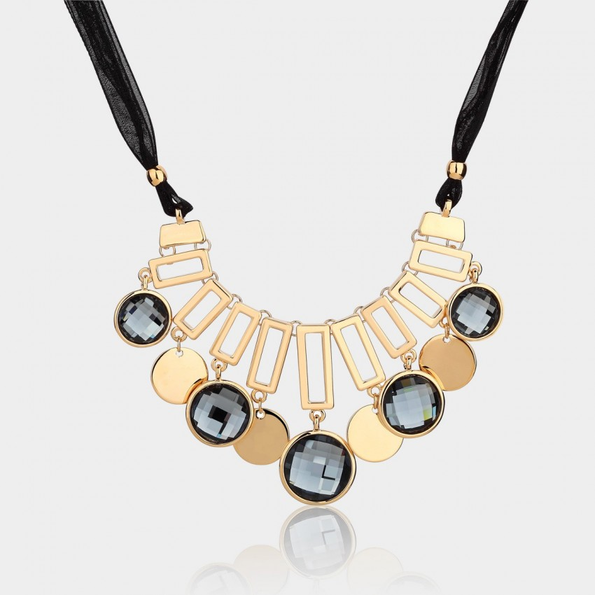 Caromay Watery Age Blue Necklace (X0206)